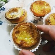 pastéis quentinhos